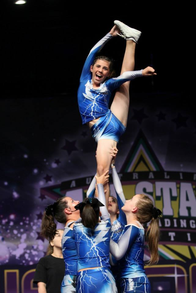 canberracitycheer | Welcome to Canberra City Cheerleading!